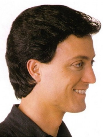 Full Lace Synthetic Mens Wig