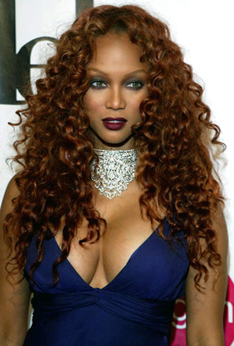 Capless Long Curly Brown Synthetic Hair Wig Hair Wigs
