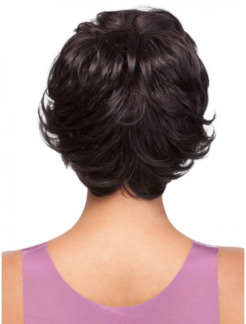 Ebony Synthetic Wigs 18