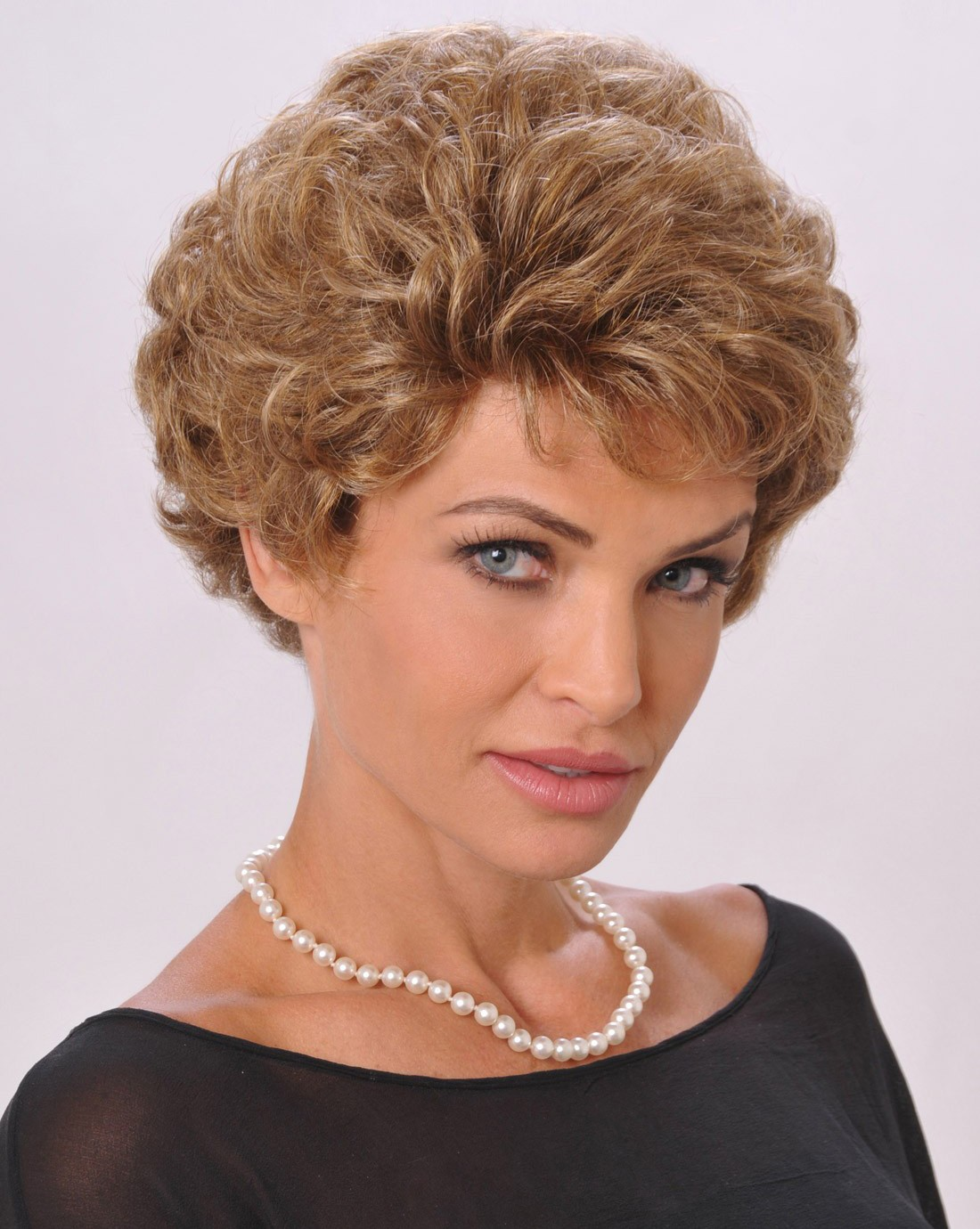 purchase cheap online retailer detailed look Cute Petite Curly Women'S Wig