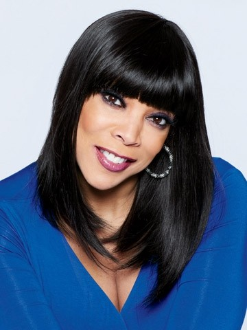 Wendy Williams Classic Beauty Human Hair Wig, High Quality ...