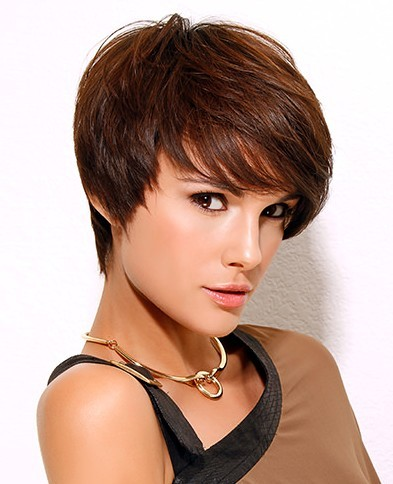 Beautiful Chic Boy Cut Women Wig c8a3e7082e