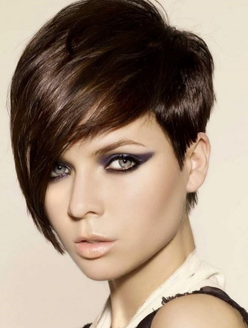 Trendy Short Hairstyles For Women Wig