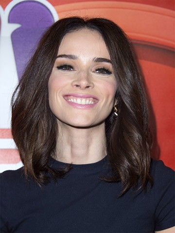 Abigail Spencer Shoulder Length Hairstyles Wig, Designer Medium Wigs